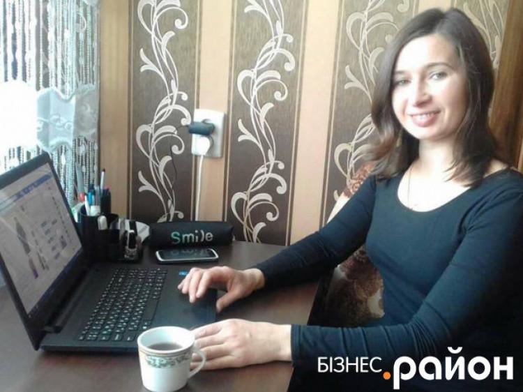 Оксана Токарська