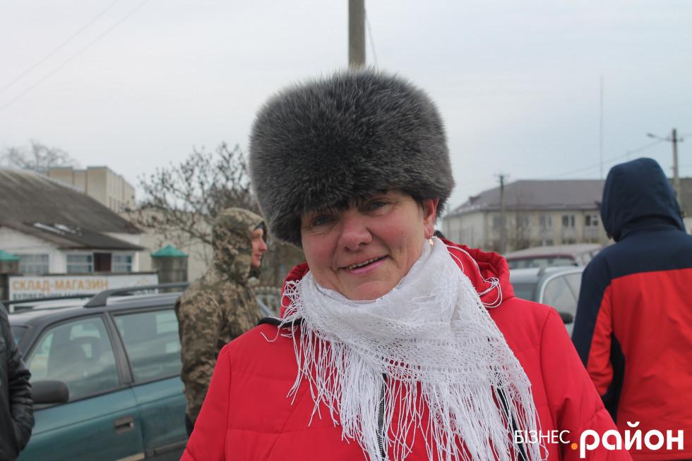Валентина Сергіївна