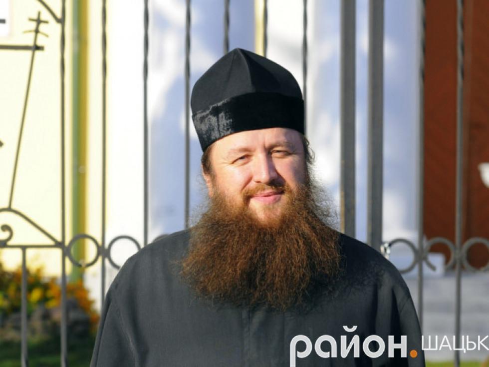 Архімандрит Арсеній (Василь Дем'янчук)