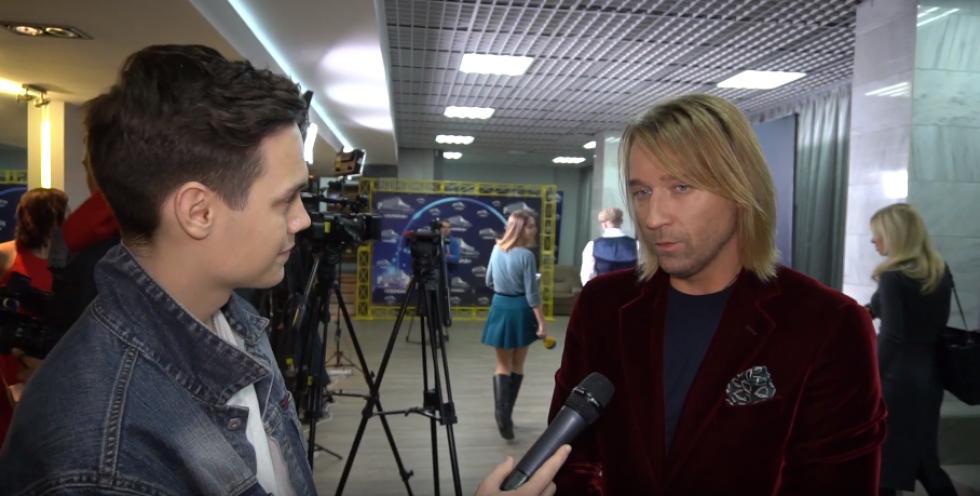 Тарас бере коментар у Олега Винника