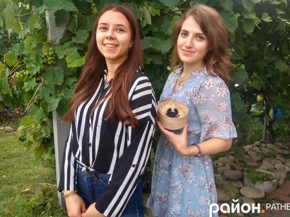 Тамара із Подругою Тетяною