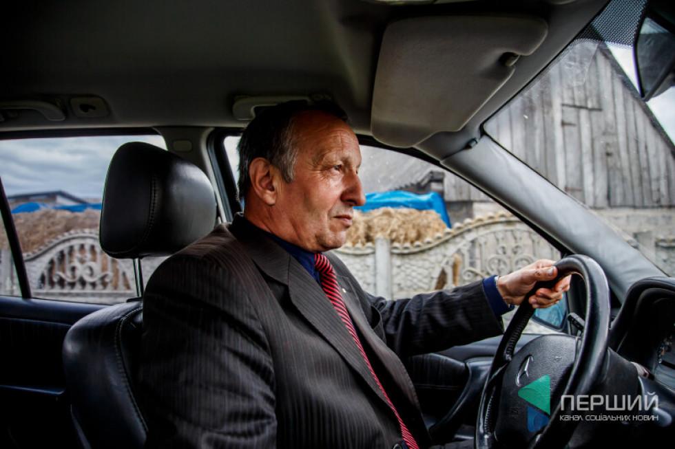 Микола Калачук. Один із найдосвідченіших лідерів громад Волині.  Працює з 90-го року