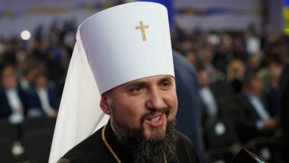 Відтепер митрополита Епіфанія поминатимуть як предстоятеля церкви у всій Греції