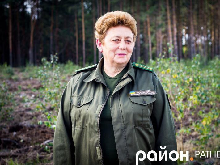 Олена Мартинівна Корчицька
