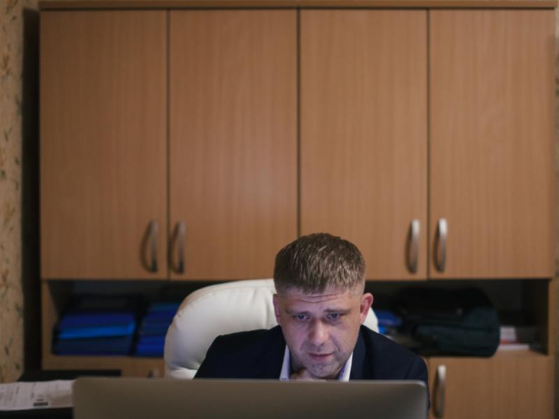 Адвокат Віталій Жуковський