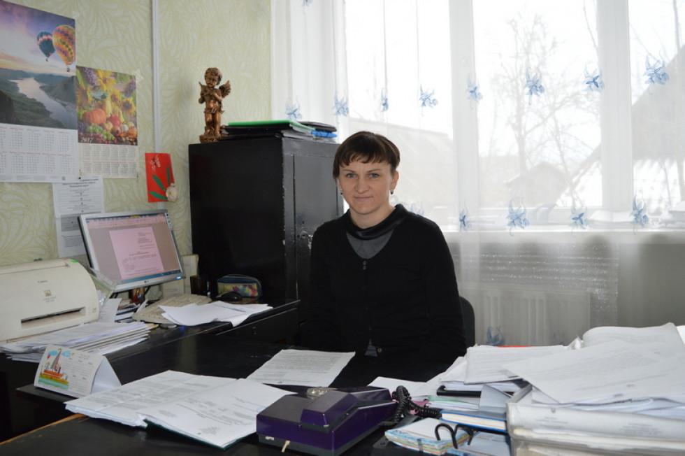 Зоя Іванівна Оніщук