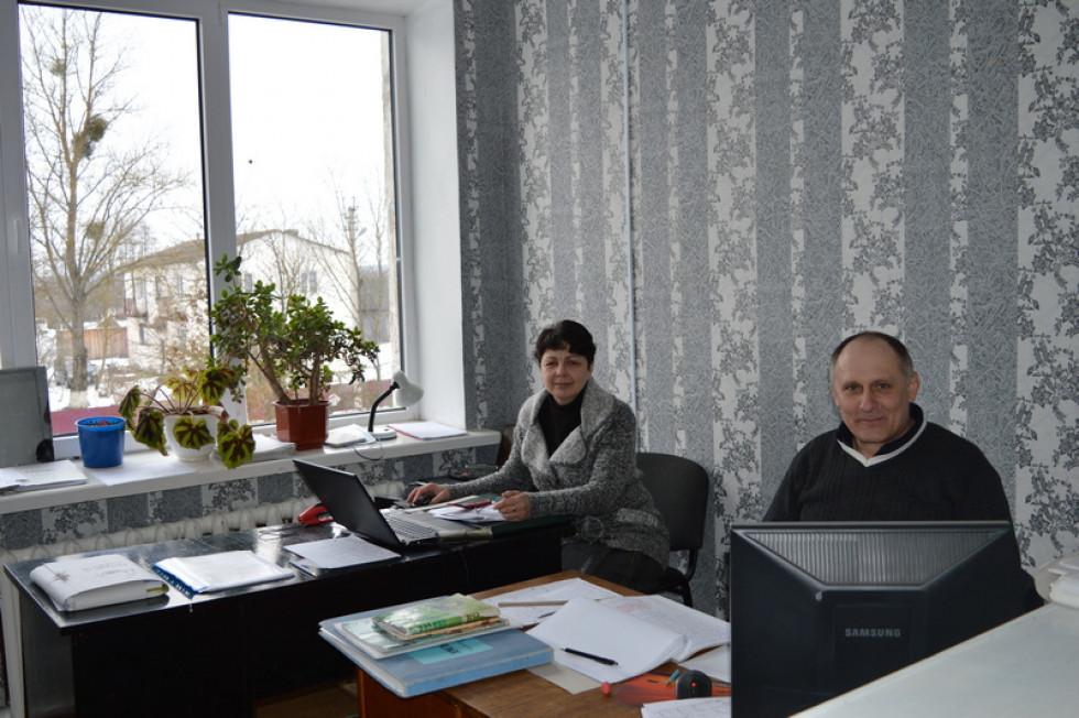 Оніщук Петро Олександрович та Штик Лариса Никифорівна
